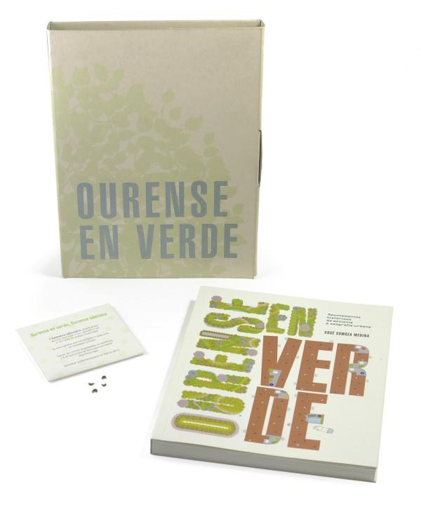Ourense en verde. Apuntamentos históricos de ecoloxía e xeografía urbana